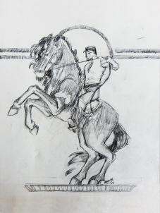 Pencils_Horseback